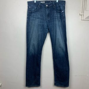 AG Adriano Goldshmied The Graduate Tailored Jeans